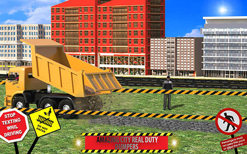 Train games: Construct railway for Android