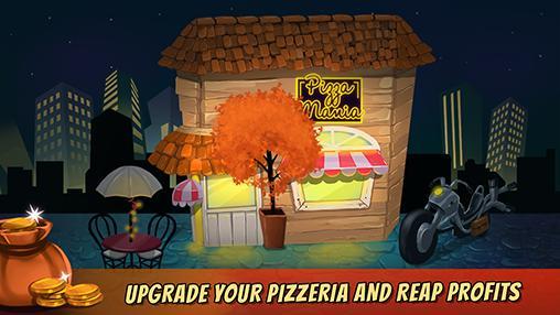 Arcade Pizza mania: Cheese moon chase für das Smartphone