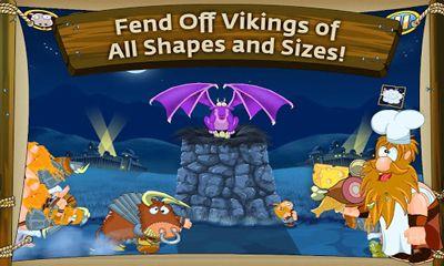 Wikinger-Spiele Drunk Vikings auf Deutsch