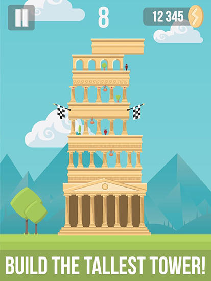 The tower screenshot 1