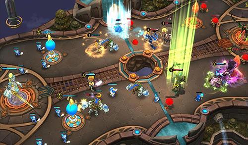 Guardians arena für Android