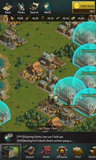 Online Strategiespiele Iron commander auf Deutsch