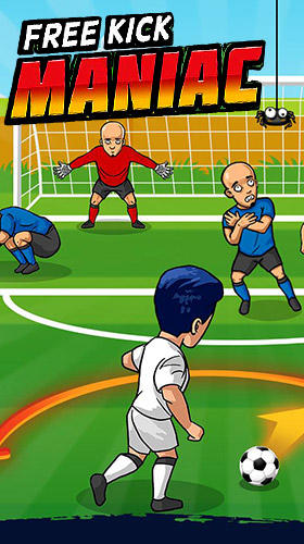 Freekick maniac: Penalty shootout soccer game 2018 Screenshot