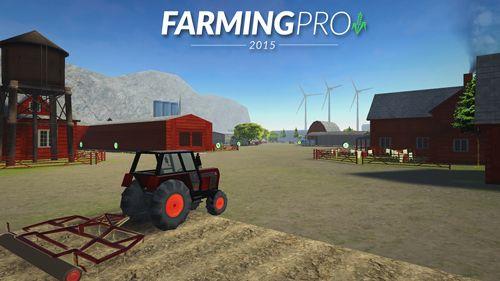 logo Farming Pro 2015