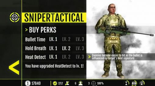 Sniper tactical für Android