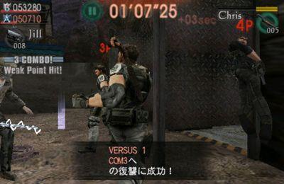 Multiplayerspiele: Lade Resident Evil gegen Söldner auf dein Handy herunter