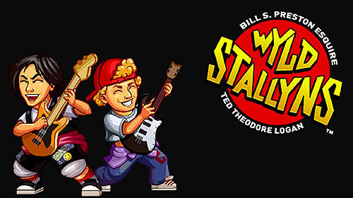 Bill and Ted's Wyld Stallyns Screenshot