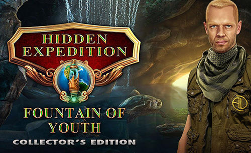 Hidden expedition: Fountain of youth. Collector's edition capture d'écran 1