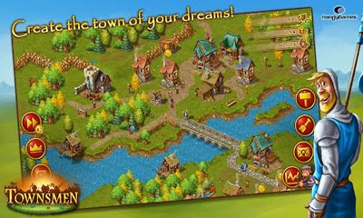 Townsmen Premium screenshots