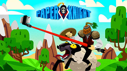 Paper knight screenshot 1
