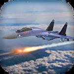 Airplane flight battle 3D icône