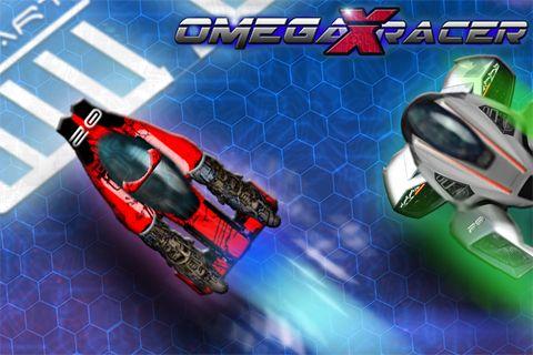 logo Omega: X Racer