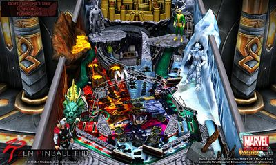 Zen Pinball THD 3D screenshot 1