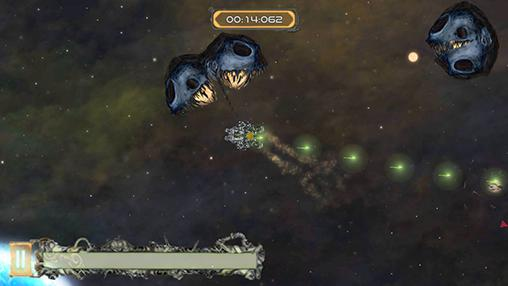 Galactic junk: Shoot to move! para Android