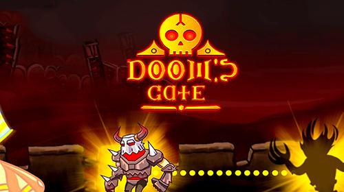Doom's gate captura de pantalla 1