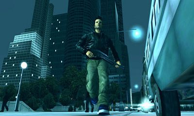 Grand Theft Auto III capturas de pantalla