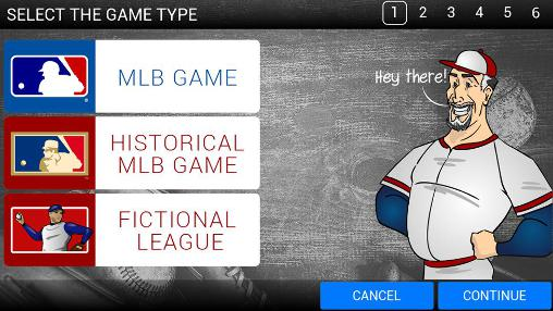 MLB manager 2016 für Android