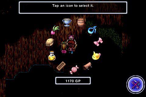 Screenshot Das Geheimnis von Mana auf dem iPhone