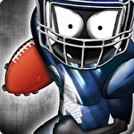Stickman football icono