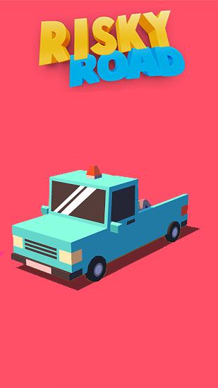 Risky road Symbol