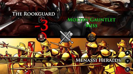 Ravenmark: Scourge of Estellion screenshot 1