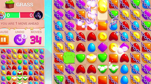 Match arena: Duel the kings of puzzle games für Android