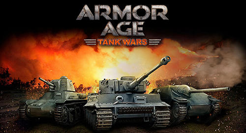 Armor age: Tank wars screenshot 1