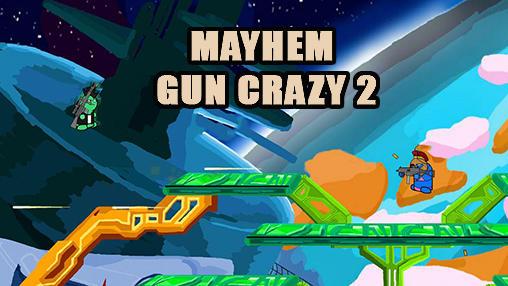 Mayhem gun crazy 2 Symbol