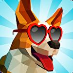 Super doggo snack time Symbol