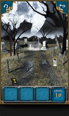 Juegos de lógica Supernatural Evil Receptacle para teléfono inteligente