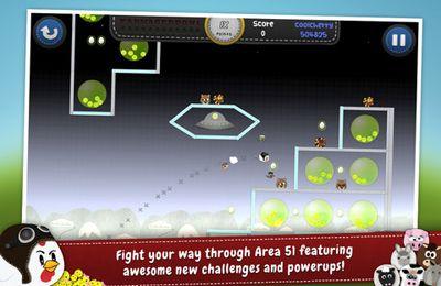 Juegos de arcade: descarga Bolas de gallina a tu teléfono