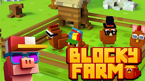 Blocky farm Screenshot