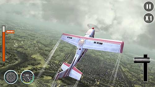 Airplane go: Real flight simulation Screenshot
