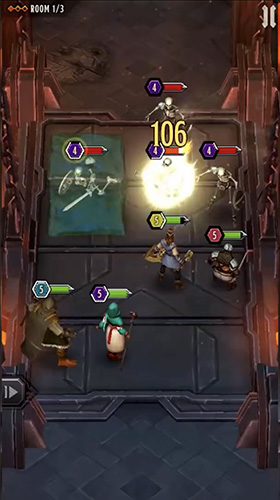 Warriors of Waterdeep: Dungeons and dragons für Android