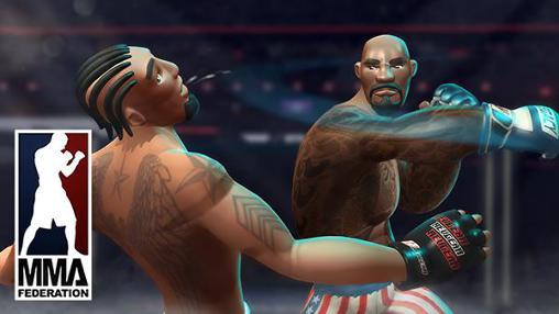 MMA federation capture d'écran 1