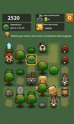 Logic Triple Town for smartphone