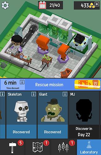 Last zombie hunter для Android