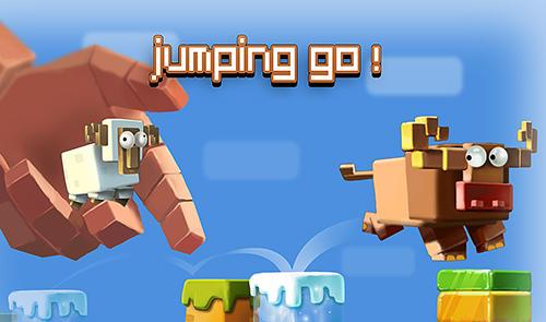 Jumping go! Symbol