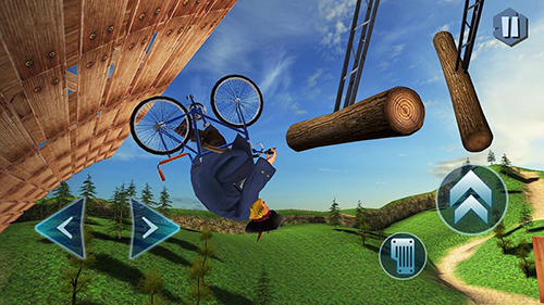 Crash wheels 3D für Android
