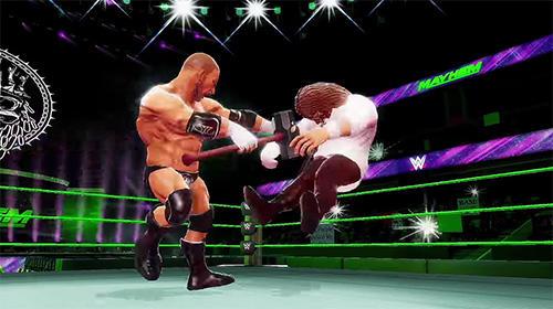 игры Драки: скачать WWE mayhemна телефон