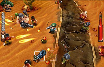 Multiplayerspiele: Lade Partisan Bob auf dein Handy herunter