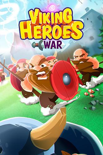 Viking heroes war icono