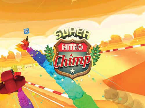 Super nitro chimp Screenshot