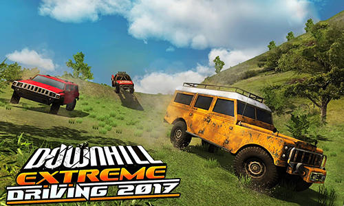 Downhill extreme driving 2017 Screenshot