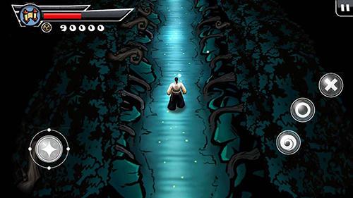 Final bloodshed: Samurai war für Android
