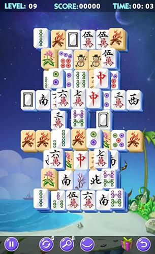 Mahjong 2019 скриншот 2