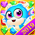 Jewel blast dragon: Match 3 puzzle icon