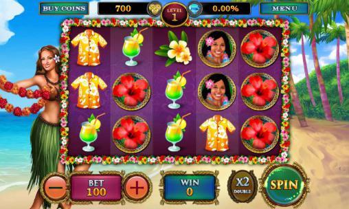 Hawaiian party: Slots für Android