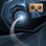 VR Tunnel race Symbol