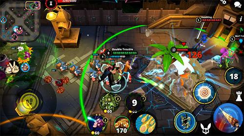 MOBA-Spiele Awakening of heroes: MOBA 5V5 auf Deutsch